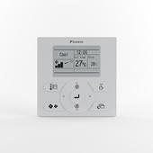 Daikin air conditioner remote control