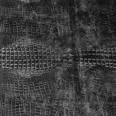 Leather crocodile