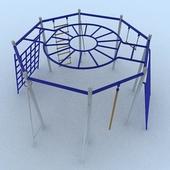 Детская площадка 11