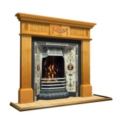 fireplace in classics