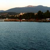 Alushta, morning. (Crimea)