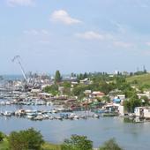 Koroviy Val Bay in Sebastopol