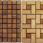 Бамбуковая мозаика
