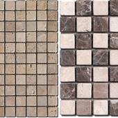 Мозаика из натуральногог камня
