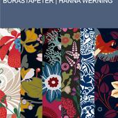borastapeter / Hanna Werning