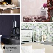 Desktop Borastapeter, a collection of Lace