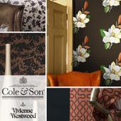 Обои Cole & Son, коллекция Vivienne Westwood