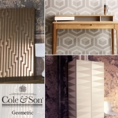 Обои Cole & Son, коллекция Geometric