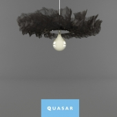 Pendant lamp Aves, firm Quasar
