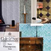 Обои Cole & Son, коллекция New contemporary two. Часть 2