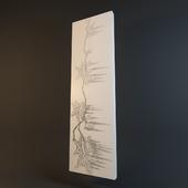 Встроенная гладильная доска BELSI Moderna