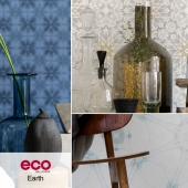 Wallpapers ECO, Earth collection