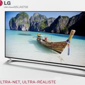 smart 3d Tv LG 65LA9709 UHD