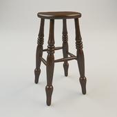 English stool bar