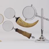 Decorative Magnifying Glasses / ZARA HOME