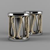 Stool collection of Sailor Thomas Boog, Pouenat