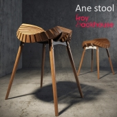 Ane stool / by Troy Backhouse