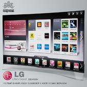 TV LG Electronics 55EA9800