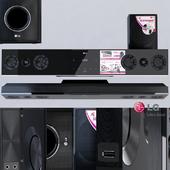 Soundbar LG BB5520A
