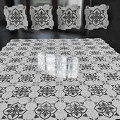 Декоративная керамическая плитка
