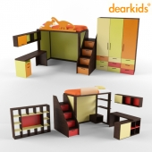 Children's furniture DEARKIDS