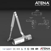 Atena 88 Door Closer
