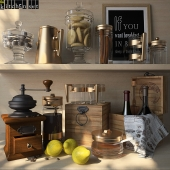 Kitchen Set - 06