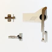 Blum hardware