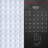 3D панель Winkel