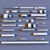 Handles for furniture