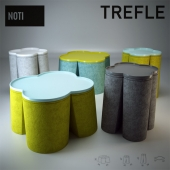Noti Trefle Set