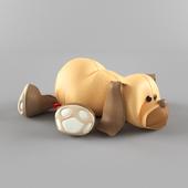 soft toy puppy