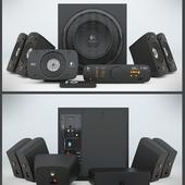 Speakers Logitech z906