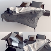 Cassina/Sled bed