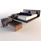 Poliform / Onda bed