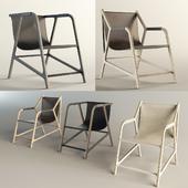 Sova design/Woodtruss chairs