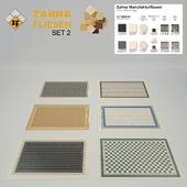 Историческая плитка Zahna Set 2