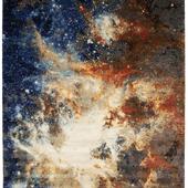 Дизайнерские ковры Ян Кат из коллекции Spacecrafted