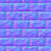 Facing stone (normal texture)