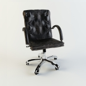 Office chair crocodile