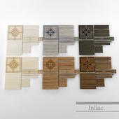 плитка напольная Inline 6 видов