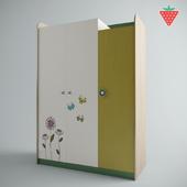 Шкаф 3-х дверный Wingy WY-1002