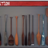 Oars Collection