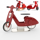 Sprall_Scooter toy