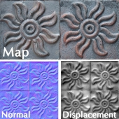 Texture Brick - Number 11