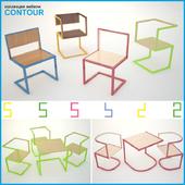 Furniture collection CONTOUR