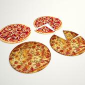 Wheat pizza!