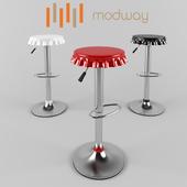 Soda Bar Stool by Modway Furniture