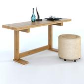 Dorian Longhi (стол обеденный раздвижной)