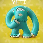 Пластилиновый Йети